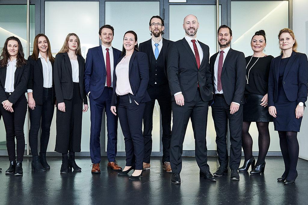 Tankstellenanwalt - Pichler Rechtsanwalt GmbH -  team Home