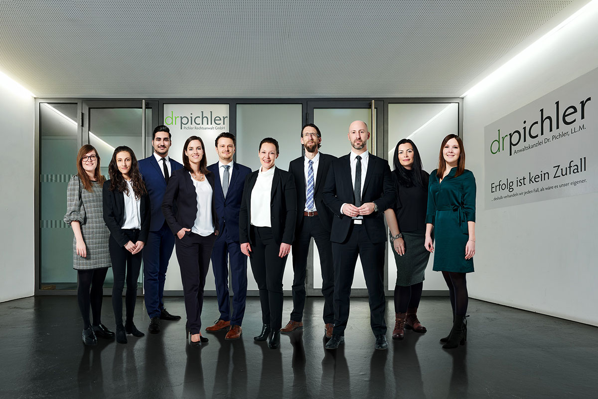 Tankstellenanwalt - Pichler Rechtsanwalt GmbH -  anwaltskanzlei-pichler-feldkirch-erfolg-ist-kein-zufall Home